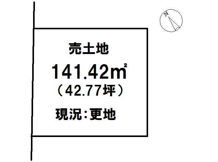 延岡市妙見町【区画図】画像1
