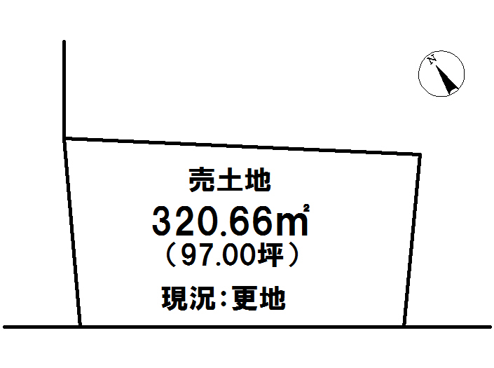 延岡市水尻町【区画図】画像1