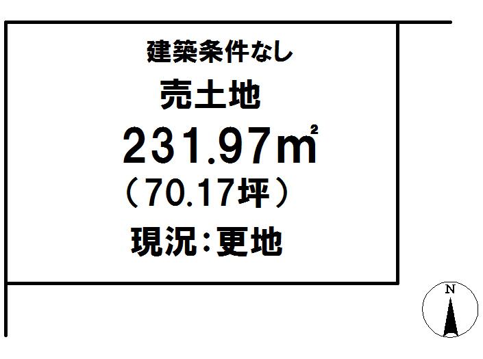 延岡市鶴ケ丘2丁目[分譲区画 5]【区画図】画像1