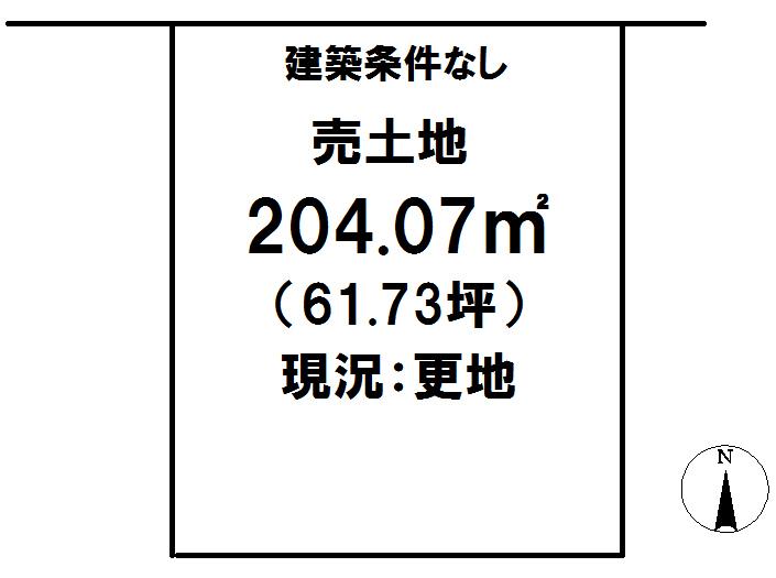 延岡市鶴ケ丘2丁目[分譲区画 11]【区画図】画像1