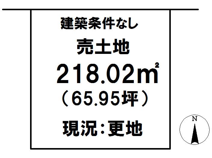 延岡市鶴ケ丘2丁目[分譲区画 35]【区画図】画像1